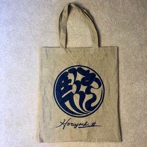 HORIYOSHI THE THIRD Canvas Tote Bag
